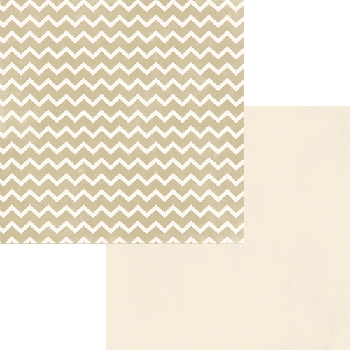 Fancy Pants Designs - Country Boutique Collection - 12 x 12 Double Sided Paper - Ivy