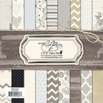 Fancy Pants Designs - Country Boutique Collection - 6 x 6 Paper Pad