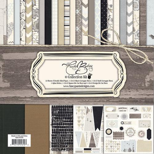 Fancy Pants Designs - Country Boutique Collection - 12 x 12 Paper Kit