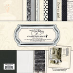 Fancy Pants Designs - Country Boutique Collection - Wedding Papers Mini Kit