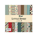 Fancy Pants Designs - Little Sport Collection - 6 x 6 Paper Pad