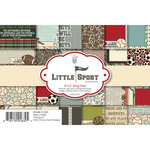 Fancy Pants Designs - Little Sport Collection - 4 x 6 Brag Pad