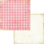 Fancy Pants Designs - Hopscotch Collection - 12 x 12 Double Sided Paper - Skipping
