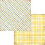 Fancy Pants Designs - Hopscotch Collection - 12 x 12 Double Sided Paper - Charming