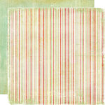 Fancy Pants Designs - Road Show Collection - 12 x 12 Double Sided Paper - Chic Stripes