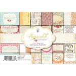 Fancy Pants Designs - Hopscotch Collection - 4 x 6 Brag Pad