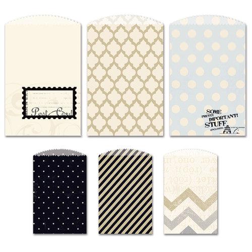 Fancy Pants Designs - Etcetera Collection - Decorative Bags
