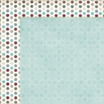 Fancy Pants Designs - Blissful Blizzard Collection - 12 x 12 Double Sided Paper - Snowballs