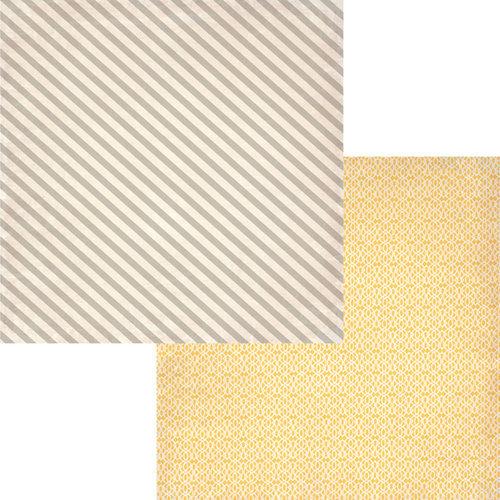 Fancy Pants Designs - Park Bench Collection - 12 x 12 Double Sided Paper - Bridge
