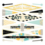 Fancy Pants Designs - Park Bench Collection - Pennants