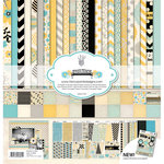 Fancy Pants Designs - Park Bench Collection - 12 x 12 Paper Kit