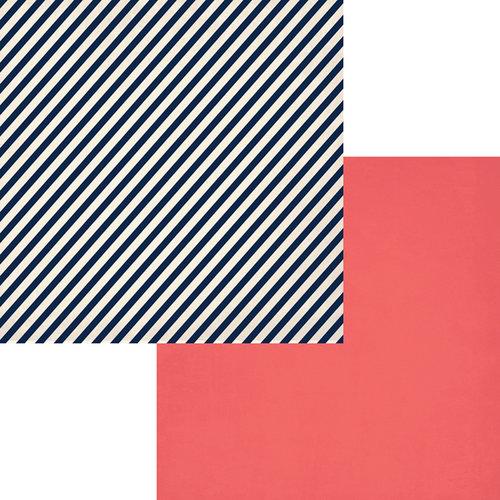 Fancy Pants Designs - Trend Setter Collection - 12 x 12 Double Sided Paper - Haute