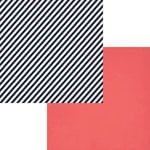 Fancy Pants Designs - Trend Setter Collection - 12 x 12 Double Sided Paper - Haute