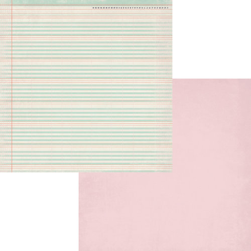 Fancy Pants Designs - Trend Setter Collection - 12 x 12 Double Sided Paper - Style Sheet