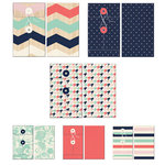 Fancy Pants Designs - Trend Setter Collection - Patterned Envelopes