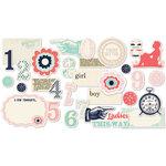 Fancy Pants Designs - Trend Setter Collection - Ephemera Pack