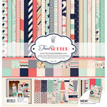 Fancy Pants Designs - Trend Setter Collection - 12 x 12 Paper Kit
