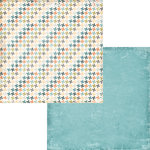 Fancy Pants Designs - Swagger Collection - 12 x 12 Double Sided Paper - Clever