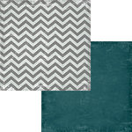 Fancy Pants Designs - Swagger Collection - 12 x 12 Double Sided Paper - Gallant