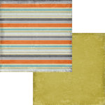 Fancy Pants Designs - Swagger Collection - 12 x 12 Double Sided Paper - Success