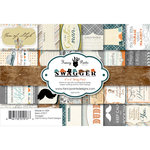 Fancy Pants Designs - Swagger Collection - 4 x 6 Brag Pad