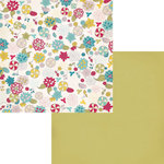 Fancy Pants Designs - Wonderful Day Collection - 12 x 12 Double Sided Paper - Wondrous