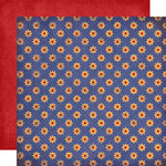 Fancy Pants Designs - Rusted Sun Collection - 12 x 12 Double Sided Paper - Sunny Day