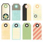 Fancy Pants Designs - Memories Captured Collection - Decorative Tags