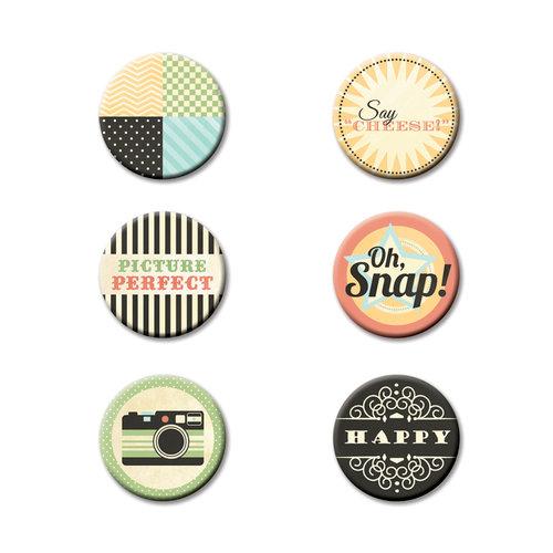 Fancy Pants Designs - Memories Captured Collection - Flair