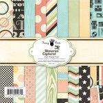 Fancy Pants Designs - Memories Captured Collection - 6 x 6 Paper Pad