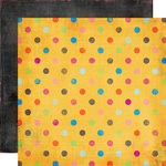 Fancy Pants Designs - About a Girl Collection - 12 x 12 Double Sided Paper - Rosalie
