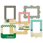 Fancy Pants Designs - As You Wish Collection - Patterned Photo Frames