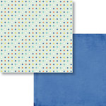 Fancy Pants Designs - Nautical Collection - 12 x 12 Double Sided Paper - Harbor