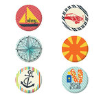 Fancy Pants Designs - Nautical Collection - Flair