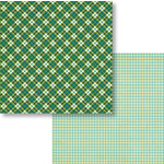 Fancy Pants Designs - Be Different Collection - 12 x 12 Double Sided Paper - Mr Plaid