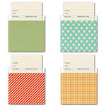 Fancy Pants Designs - Be Different Collection - Library Cards