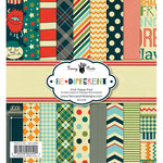 Fancy Pants Designs - Be Different Collection - 6 x 6 Paper Pad