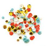 Fancy Pants Designs - Burlap and Bouquets Collection - Confetti
