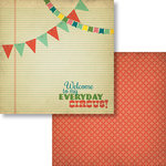 Fancy Pants Designs - Everyday Circus Collection - 12 x 12 Double Sided Paper - My Circus