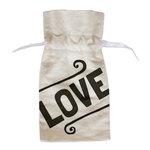 Fancy Pants Designs - Canvas Bag - Love