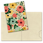 Fancy Pants Designs - Burlap and Bouquets Collection - Journal One