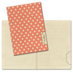 Fancy Pants Designs - Burlap and Bouquets Collection - Journal Three