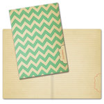 Fancy Pants Designs - Everyday Circus Collection - Journal One