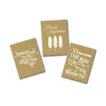Fancy Pants Designs - Mini Kraft Journal Two - 3 Pack