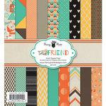 Fancy Pants Designs - True Friend Collection - 6 x 6 Paper Pad