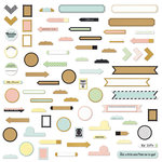 Fancy Pants Designs - Office Suite Collection - Labels Pack
