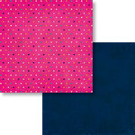 Fancy Pants Designs - Flutter Collection - 12 x 12 Double Sided Paper - Float