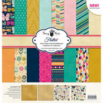Fancy Pants Designs - Flutter Collection - 12 x 12 Collection Kit