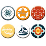 Fancy Pants Designs - Making Waves Collection - Flair