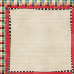 Fancy Pants Designs - Rough and Tough Collection - 12 x 12 Double Sided Paper - A Boy's Story